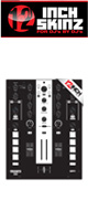 12inch SKINZ / Mixars DUO Skinz (Black) 【DUO 用スキン】