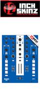 12inch SKINZ / Mixars DUO Skinz (BLUE) 【DUO 用スキン】
