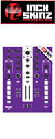 12inch SKINZ / Mixars DUO Skinz (Purple) 【DUO 用スキン】