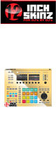 12inch SKINZ / Native Instruments Maschine Studio Skinz (Mirror Gold) 【Maschine Studio 用スキン】