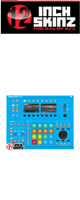 12inch SKINZ / Native Instruments Maschine Studio Skinz (Lite Blue) 【Maschine Studio 用スキン】
