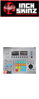 12inch SKINZ / Native Instruments Maschine Studio Skinz (Brushed Silver) 【Maschine Studio 用スキン】
