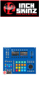 12inch SKINZ / Native Instruments Maschine Studio Skinz (Blue) 【Maschine Studio 用スキン】
