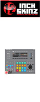 12inch SKINZ / Native Instruments Maschine Studio Skinz (Gray) 【Maschine Studio 用スキン】