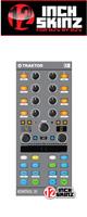 12inch SKINZ / Native Instruments Kontrol X1 MK2 Skinz (Gray) 【KONTROL X1 MK2 用スキン】