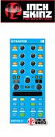 12inch SKINZ / Native Instruments Kontrol X1 MK2 Skinz (Lite Blue) 【KONTROL X1 MK2 用スキン】