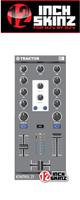 12inch SKINZ / Native Instruments Kontrol Z1 Skinz (Gray) 【KONTROL Z1用スキン】