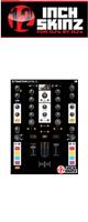 12inch SKINZ / Native Instruments TRAKTOR KONTROL Z2 Skinz (Black) 【Z2 用スキン】
