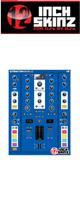 12inch SKINZ / Native Instruments TRAKTOR KONTROL Z2 Skinz (Blue) 【Z2 用スキン】