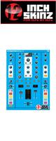 12inch SKINZ / Native Instruments TRAKTOR KONTROL Z2 Skinz (Lite Blue) 【Z2 用スキン】