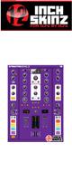 12inch SKINZ / Native Instruments TRAKTOR KONTROL Z2 Skinz (Purple) 【Z2 用スキン】
