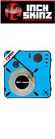 12inch SKINZ / Numark PT01 Scratch Skinz (LIGHT BLUE) 【PT01 Scratch用スキン】