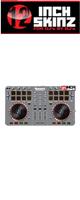 12inch SKINZ / Numark Mixtrack Pro 2 Skinz (Gray) 【Mixtrack Pro 2用スキン】
