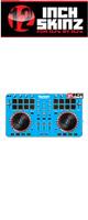 12inch SKINZ / Numark Mixtrack Pro 2 Skinz (Lite Bllue) 【Mixtrack Pro 2用スキン】