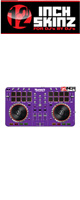 12inch SKINZ / Numark Mixtrack Pro 2 Skinz (Purple) 【Mixtrack Pro 2用スキン】