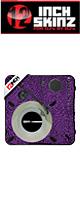 12inch SKINZ / Numark PT01 Scratch Skinz Dunk (Purple) 【PT01 Scratch用スキン】