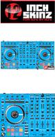 12inch SKINZ / Pioneer DDJ-RX SKINZ (Lite Blue) 【DDJ-RX用スキン】