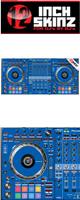 12inch SKINZ / Pioneer DDJ-SZ2 SKINZ (BLUE) 【DDJ-SZ2用スキン】