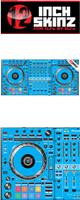 12inch SKINZ / Pioneer DDJ-SZ2 SKINZ (LIGHT BLUE) 【DDJ-SZ2用スキン】