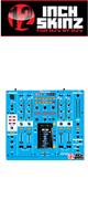 12inch SKINZ / Pioneer DJM-2000 SKINZ (Lite Blue) - 【DJM-2000用スキン】