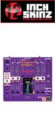 12inch SKINZ / Pioneer DJM-2000 SKINZ (Purple) - 【DJM-2000用スキン】