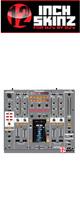 12inch SKINZ / Pioneer DJM-2000NXS SKINZ (GRAY) - 【DJM-2000NXS用スキン】