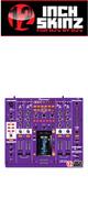 12inch SKINZ / Pioneer DJM-2000NXS SKINZ (PURPLE) - 【DJM-2000NXS用スキン】