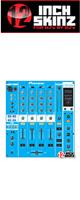 12inch SKINZ / Pioneer DJM-800 SKINZ (Lite Blue) - 【DJM-800用スキン】