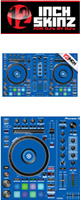 12inch SKINZ / Pioneer DDJ-RR SKINZ (Blue) 【DDJ-RR用スキン】