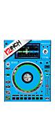 12inch SKINZ / Denon SC5000 Prime SKINZ (LIGHT BLUE) ペア 【SC5000 Prime用スキン】