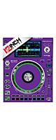 12inch SKINZ / Denon SC5000 Prime SKINZ (PURPLE) ペア 【SC5000 Prime用スキン】