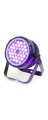 e-lite(イーライト) / ELF PAR 36 UV - UVカラーのLEDパーライト / ライブ 舞台 演出 照明機材