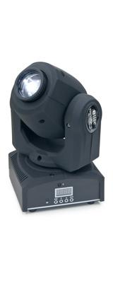 e-lite(イーライト) / Tiny Indigo mk2-10 小型LEDムービングスポットライト / ライブ 舞台 演出 照明機材