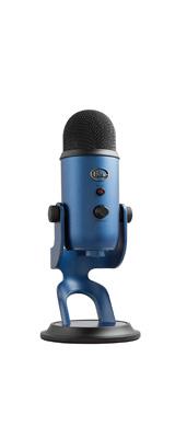 Blue Microphones(ブルーマイクロフォン) / Yeti Midnight Blue / USB接続コンデンサーマイク