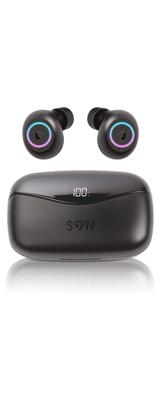SVN sound by Steve Aoki / NEON 200 Bluetooth5.0対応 IPX5防水仕様 完全ワイヤレスイヤホン 1大特典セット