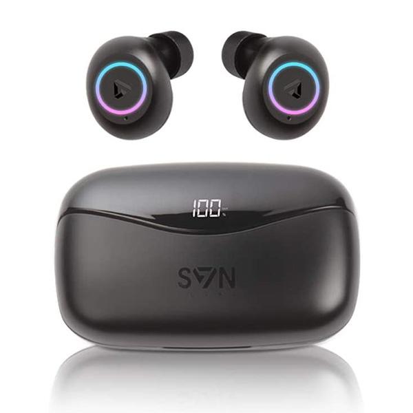 SVN sound by Steve Aoki / NEON 200 Bluetooth5.0対応 IPX5防水仕様 完全ワイヤレスイヤホン 【6月5日(金)発売】