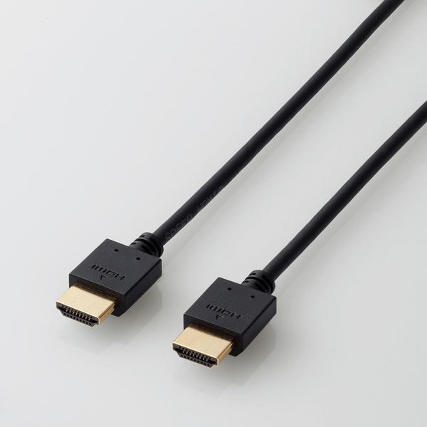 Elecom(エレコム) / HDMIケーブル 1.0m (イーサーネット対応)