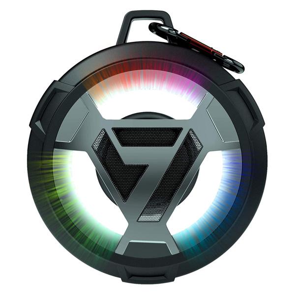 SVN sound by Steve Aoki / NEON 150 Bluetooth5.0対応 IP67防水仕様 ポータブルワイヤレススピーカー 【6月5日(金)発売】