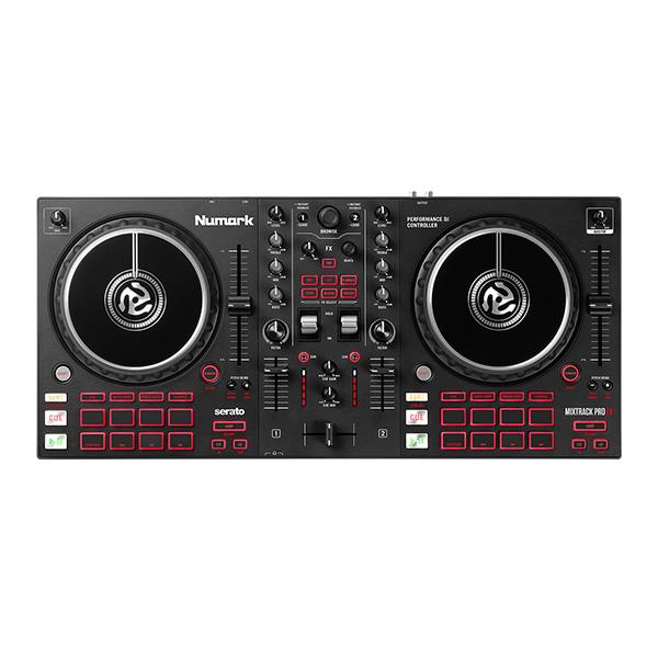 【限定1台】Numark(ヌマーク) / MixTrack Pro FX (Serato DJ Lite 付属) PCDJコントローラーの商品レビュー評価はこちら