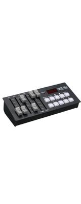 ミニDMX512コンソール / コントローラー内蔵 充電式バッテリー / ライブ 舞台 演出 照明機材