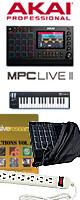 ■ご予約受付■ Akai(アカイ) / MPC LIVE2 [スタンドアローン型MPC]【5月下旬以降入荷予定】 6大特典セット