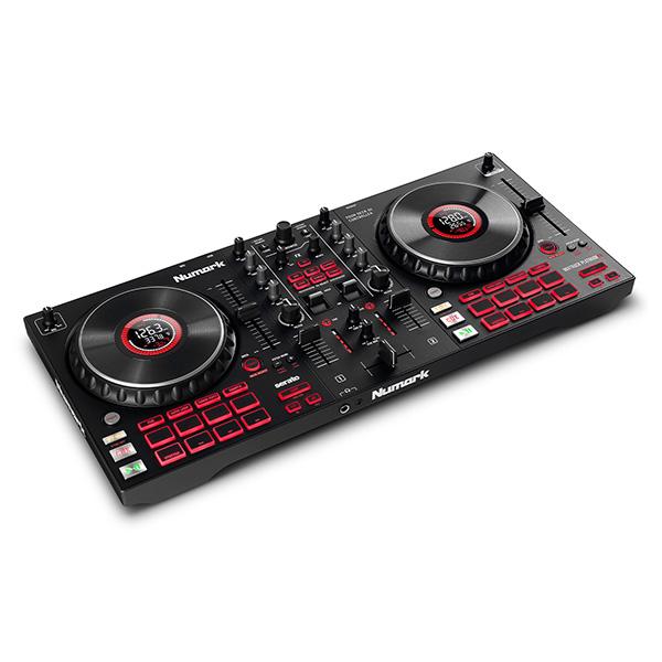 【限定1台】Numark(ヌマーク) / MixTrack Platinum FX  (Serato DJ Lite 付属) PCDJコントローラー の商品レビュー評価はこちら