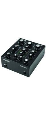 ■ご予約受付■ Omnitronic / TRM-202 MK3 2チャンネル DJ用ロータリーミキサー 2大特典セット