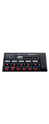 Zoom(ズーム) / G11 DSP搭載モデリングマルチエフェクター / ギターエフェクター