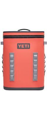 YETI COOLERS(イエティクーラーズ) / YETI Hopper Backflip 24 (Coral) / ホッパー バックフリップ / 防水クーラーバッグ/ リュックサック バックパック アウトドア