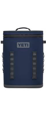 YETI COOLERS(イエティクーラーズ) / YETI Hopper Backflip 24 (Navy) / ホッパー バックフリップ / 防水クーラーバッグ/ リュックサック バックパック アウトドア