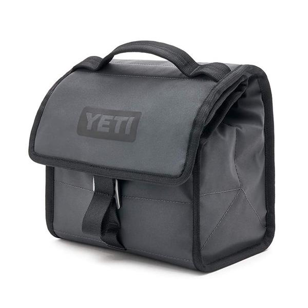 YETI COOLERS(イエティクーラーズ) / YETI Daytrip Packable Lunch Bag (Charcoal) / デイトリップ ランチバッグ アウトドア