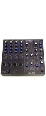■ご予約受付■ Formula Sound / FF-4000R 4チャンネル DJ用ロータリーミキサー 2大特典セット