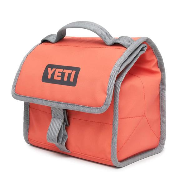 YETI COOLERS(イエティクーラーズ) / YETI Daytrip Packable Lunch Bag (Coral) / デイトリップ ランチバッグ アウトドア