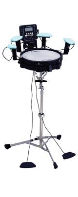AWOWO(アヲヲ) / MINI JUN 電子ドラムセット 10インチサイズ トレーニングパッド【ドラムスティック 1ペア付属】